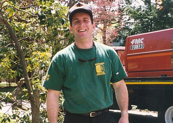 Steve Shreiner in 1995