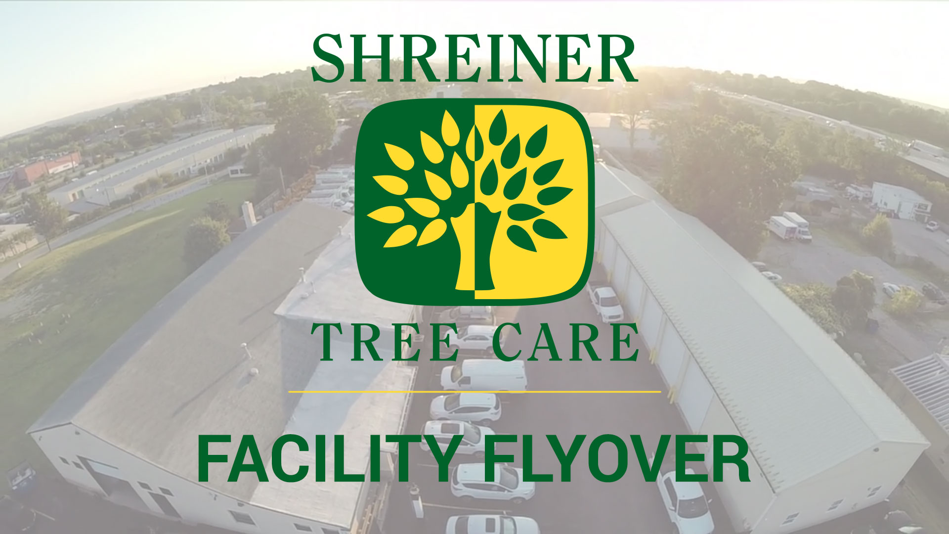 Shreiner Tree Care - Facility Flyover Video